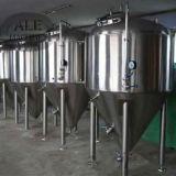 Ayudar a las empresas prosperar 300L 500L 600L 800L micro cervecería de equipo, sistema de preparación de la cerveza, Mash/Lauter Tun, fermentador