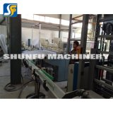 Ligne automatique de roulement de papier de toilette du papier de soie de soie de rebobinage de papier de toilette Rewinder/