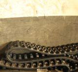 chenille en caoutchouc (180*60*34) pour Kubota machinerie de construction de l'excavateur
