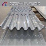 Dx51dによって電流を通される波形の屋根ふきの鋼板
