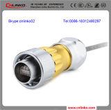 Разъем Cat5 Rj45/водоустойчивые кабельные соединители Rj45 /Ethernet разъема локальных сетей Rj45
