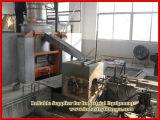 Linha nivelada de cobre da carcaça contínua, fornalha de cobre da carcaça de Rod