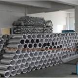 El aluminio No-Aisló el tubo y el tubo flexibles ventilados de aire