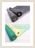 acoplamiento cubierto PVC del rodillo del mosquito de la fibra de vidrio de 115g 120g