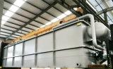 Máquina disuelta de la flotación del dispositivo/de aire de flotación para el sistema de tratamiento de aguas residuales