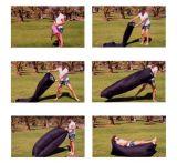 2016熱い販売の空気膨脹可能な寝袋