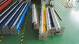 Промышленные двери штарки завальцовки PVC высокоскоростные, электрическая быстрая завальцовка вверх по двери (HF-1041)
