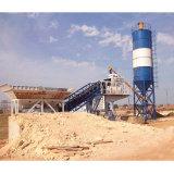 판매를 위한 소형 작은 이동할 수 있는 구체적인 섞는 시멘트 1회분으로 처리 플랜트 가격 Yhzs25