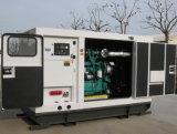 conjunto de generador silencioso 114kw/142.5kVA