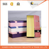 Diseño personalizado de alta calidad caja de regalo papel Fency