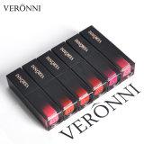 Vendas quente Veronni Batom Fosco de longa duração 6 Cores Batom Líquido