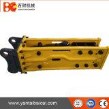 Haut de page type SB131 marteau hydraulique avec 165mm Burin