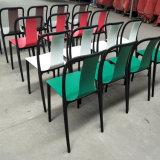 Hot vender ocio al aire libre en el interior de polipropileno de café de comedor silla de plástico apilables