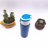 750ml vaso de aço inoxidável, garrafa de água, Vaso de desportos aquáticos (SH-ST08)