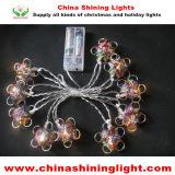 Luces de la decoración LED del día de fiesta del jardín de la fiesta de cumpleaños