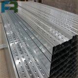 Plancia d'acciaio/trampolino di 250*50*2000 Galvanzied per l'armatura