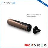 Vaporizador electrónico del cigarrillo de la calefacción de cerámica elegante de Titan-1 1300mAh para la hierba seca