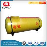 UL Tank van de Opslag van de Olie van Sf van de Laag van het certificaat de Dubbele Ondergrondse Vloeibare