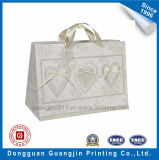 Coeur Décoration Kraft Gift Paper Bag Emballage
