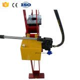 La lumière et de la presse hydraulique manuel.