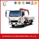 HOWO 6.3ton Truck Mounted Crane
