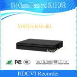 8/16Dahua CH Penta-Brid 4K 1u цифровой видеорегистратор (XVR5208В-4KL/XVR5216В-4KL)