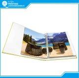Catálogo de cores de impressão com pasta de 3 anéis