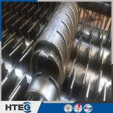 Ahorrador del tubo aletado de la caldera H del acero de carbón de la alta calidad