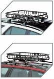 Barras de telhado montadas na carrinha de telhado de aço
