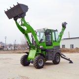 Wz15-10 kleine Backhoe Tractor voor Hete Verkoop