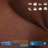 FurniturのためのさまざまなPVC革を使用して高品質の耐久財
