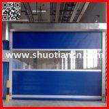 Automáticos de alta velocidade rolam acima a porta do obturador/obturador do rolo (ST-001)