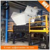 trituradora Shredder/tejido tela