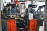 machine de soufflage de corps creux d'extrusion de HDPE de station de double de la bouteille 1-5L