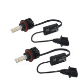 H11 H13 9005 9006 9004 9007 H1 de alta potencia coche faros LED