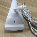 Mini-fer à repasser électrique vapeur et de pulvériser avec semelle acier inoxydable