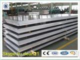 Het Blad van de Plaat van het Aluminium van Bouwmaterialen met pvc 1100 voor Deur
