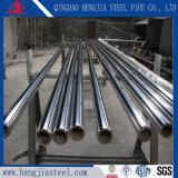 Pipe sans joint d'acier inoxydable de TP304 304L pour le pétrole