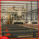 Q69 Schoonmakende Machine van de Ontploffing van het Staal van de Straal van de Reeks H de Plaat Ontsproten