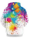 De in het groot Aangepaste Trui Man Hoodie van de Sweatshirts van de Sublimatie Hoogste
