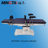Mt2100 Table de salle d'exploitation électrique avec la CE et certificat ISO