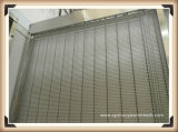 Malha de parede de cortina decorativa de alumínio