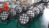 PAR64段階効果のためのアルミニウムLEDの同価ライト