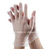 Белый одноразовые резиновые перчатки нитриловые перчатки Маслостойкий белого цвета