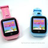 영상 외침을%s 가진 4G GPS 추적자 아이 시계