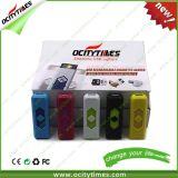Briquet allume-cigare / allume-cigarette USB de haute qualité avec impression de logo