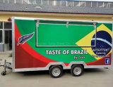 Nuovo spuntino di stile che elabora macchinario per il camion dell'alimento