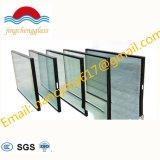 A China o baixo custo a arquitetura do edifício isolado temperado de segurança fabricante de vidro reflector