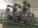 Sistema automático de la máquina de envasado de alimentos