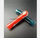 أحمر, زرقاء زجاجيّة ماء أنابيب [غلسّ تثب] أنابيب تبغ